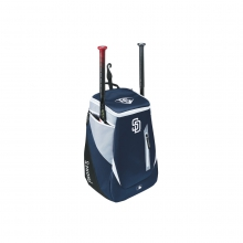 Louisville Slugger Genuine MLB Bag - San Diego Padres by Louisville Slugger