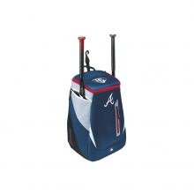 Louisville Slugger Genuine MLB Bag - Atlanta Braves by Louisville Slugger