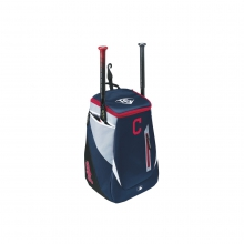 Louisville Slugger Genuine MLB Bag - Cleveland Indians by Louisville Slugger