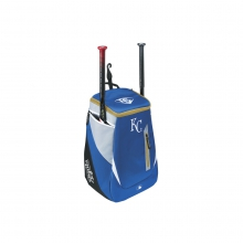 Louisville Slugger Genuine MLB Bag - Kansas City Royals