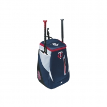 Louisville Slugger Genuine MLB Bag - Minnesota Twins by Louisville Slugger