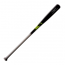 Louisville Slugger Maple S345 Fungo Black/Silver Baseball Bat