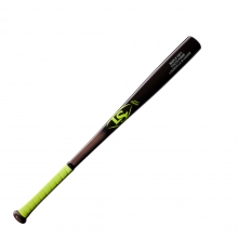Louisville Slugger Youth Prime Maple Y271 Neon Fade Baseball Bat with Grip by Louisville Slugger