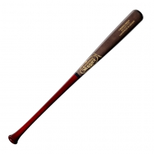 Louisville Slugger Select Cut Birch Mixed Gray/Hornsby Baseball Bat by Louisville Slugger