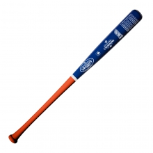 2017 Houston Astros World Series Two-Colored Limited-Edition Full-Size Souvenir Bat by Louisville Slugger