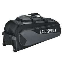 Prime Rig Wheeled Bag by Louisville Slugger