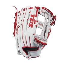 "TPS 13"" Slowpitch Softball Glove -  Right Hand Throw by Louisville Slugger in Iowa City IA"