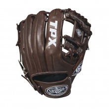 "TPX 11.5"" Infield Baseball Glove - Right Hand Throw by Louisville Slugger"