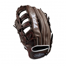 """TPX 12.75"""" Outfield Baseball Glove - Left Hand Throw by Louisville Slugger in Sunnyvale Ca"""