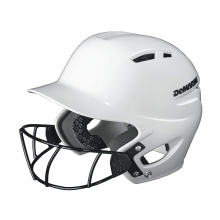 Paradox Protege Batting Helmet With Mask by DeMarini