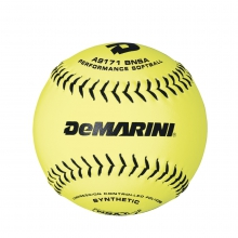 "12"" NSA Slowpitch Synthetic Leather Softball"