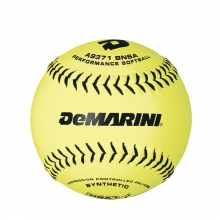 """11"""" NSA Slowpitch Synthetic Leather Softball"""