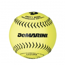 "12"" NSA Slowpitch Leather Softball"