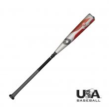 """2018 Voodoo (-10) 2 5/8"""" Balanced USA Baseball Bat by DeMarini"""