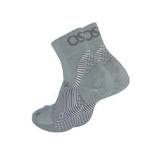 FS4 Merino Plantar Fasciitis - 1/4 Crew Sock