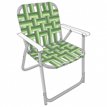 Leo Backtrack Chair by Kuma Outdoor Gear in Squamish BC