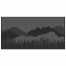 Outdoor Mat - Mountain Wilderness
