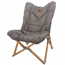 Yoho Bamboo Butterfly Chair by Kuma Outdoor Gear in Squamish BC
