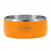 Stainless Steel Dog Bowl by Kuma Outdoor Gear in Marshfield WI