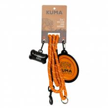 3 in 1 Dog Leash by Kuma Outdoor Gear in Marshfield WI
