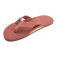 Single Layer Premier Leather with Arch Support by Rainbow