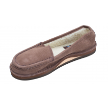 Comfort Classics - Premier Leather Loafer with Fleece Lining by Rainbow