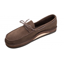 Women's eXpresso Milled Leather Mocca Loaf by Rainbow