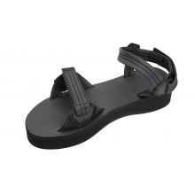 Four Layer Rubber Trekker Rip Stop Nylon Straps with Adjustable Velcro Closures