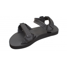 Single Layer Rubber Trekker Rip Stop Nylon Straps with Adjustable Velcro Closure by Rainbow