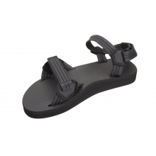 Double Layer Rubber Trekker Rip Stop Nylon Straps with Adjustable Velcro Closure by Rainbow