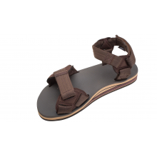 EXCLUSIVE - Rubber Trekker - Double Layer Classic Rubber w/Adjustable Velcro Straps