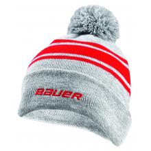 New Era® Striped Pom Pom Hat by Bauer in Fairfield CT