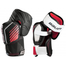 NSX ELBOW PAD by Bauer in Red Deer Ab
