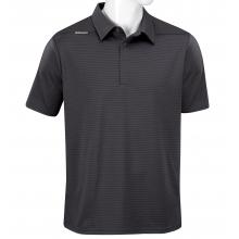 Short Sleeve Striped Sport Polo Shirt