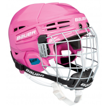 PRODIGY Youth HELMET Combo by Bauer in Red Deer Ab