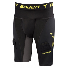 Premium Compression LockJock® Short by Bauer in Cochrane Ab