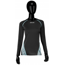 Women's Long Sleeve Grip Crew by Bauer in Lethbridge Ab