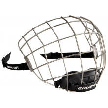 RE-AKT FACEMASK by Bauer in Cochrane Ab