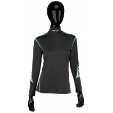 Women'S Neckprotect Long Sleeve Top