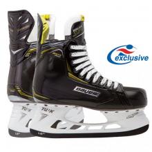 Supreme Ignite Pro Youth Hockey Skates - S18 by Bauer