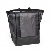 Lower Market Bag, Black by Burley Design