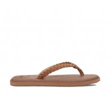 Women's Yoga Braid Leather by Sanuk