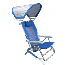 SunShade Backpack Beach Chair by GCI Outdoor