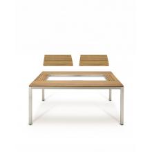 Garden Unit Table Set