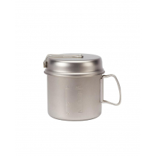 Titanium Trek 900 Cookset by Snow Peak