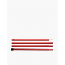 Wing Pole Red 240cm