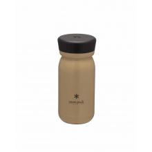 Stainless Vacuum Bottle MILK 350 Sand by Snow Peak