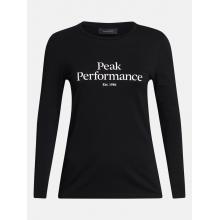 Women's Original Long Sleeve Women by Peak Performance