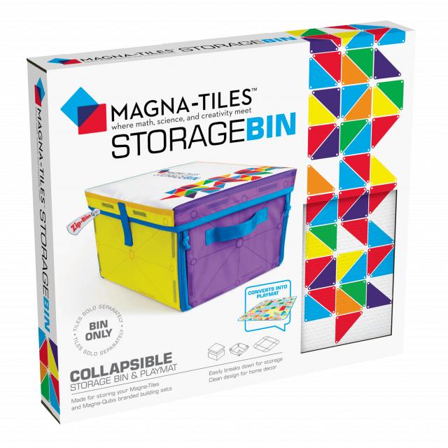 MagnaTiles - Storage Bin