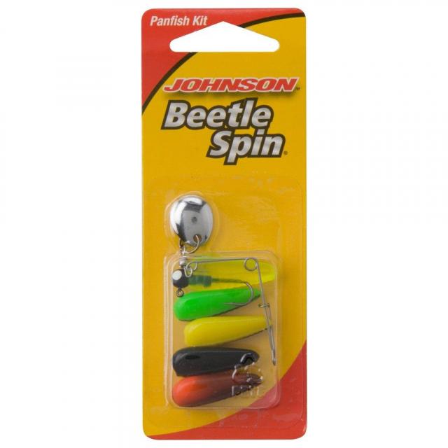 Johnson - Beetle Spin Panfish Buster   Model #PBKIT